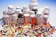 Аптечные средства от прыщей