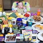 питание после рождения
