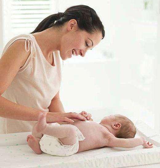 Лечение пеленочного дерматита у малыша