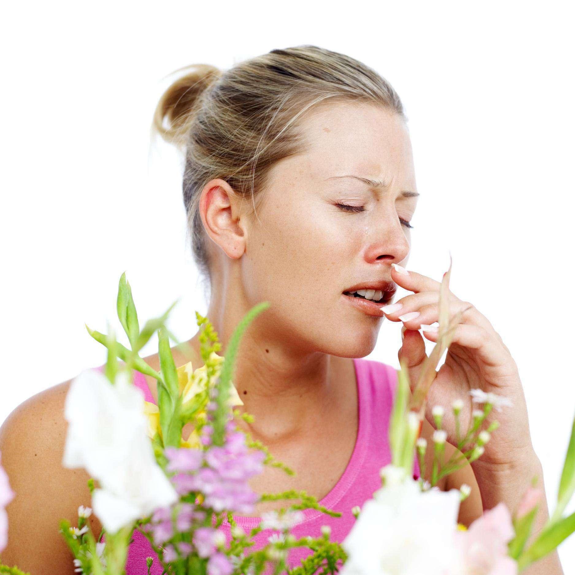 Растения – сильные источники аллергии