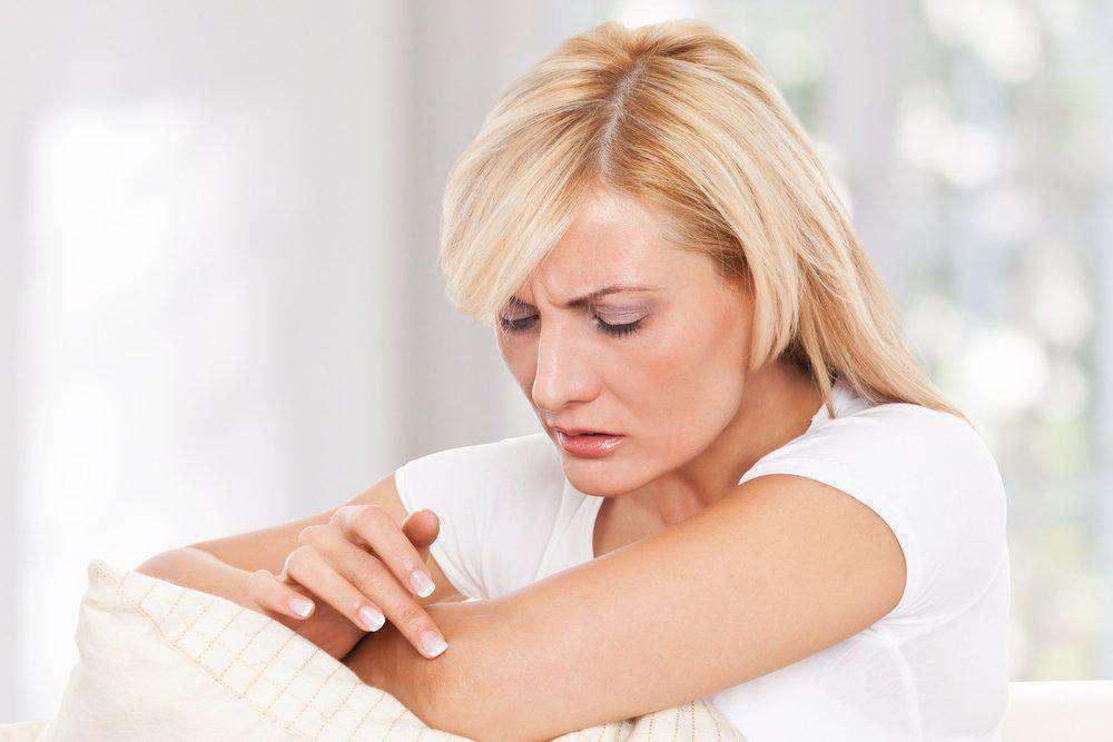 Симптомы кожной болезни