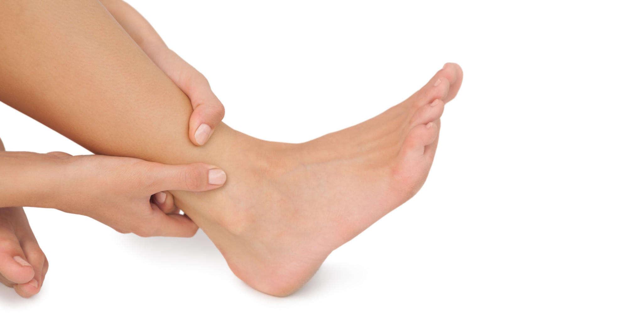 Симптомы дерматита на ногах