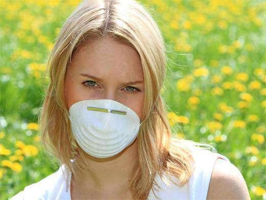 Летняя и осенняя аллергия