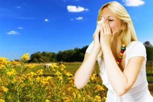 Аллергия и экологическая обстановка
