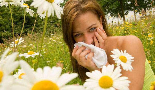 Если аллергия на лице