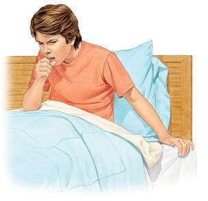 Аллергический кашель