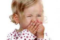 Молоко провоцирует аллергию у детей