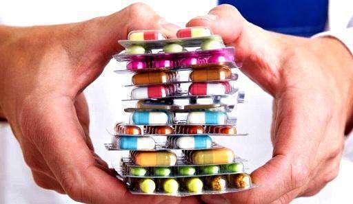 Первое поколение антигистаминных препаратов
