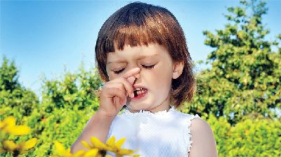 Если аллергия у ребенка