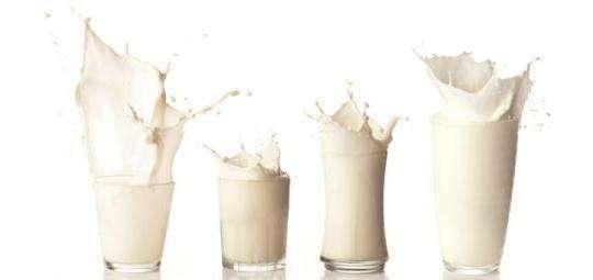Разновидности молока