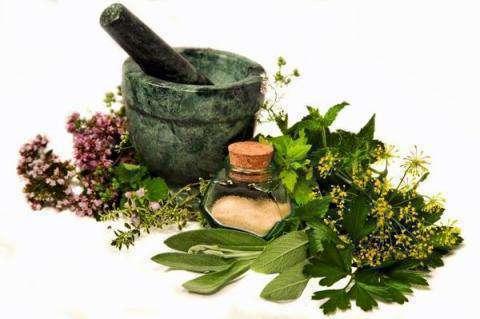 Народные средства при лечении аллергии
