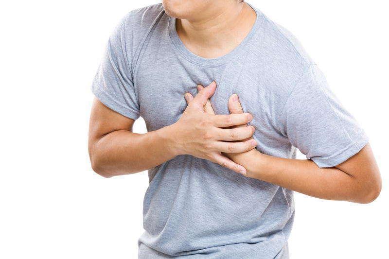 Проблемы с сердцем и сосудами