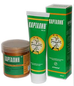 Лекарственное средство Карталин