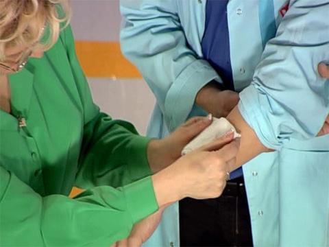Лечение фурункула запеченным