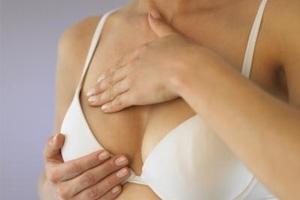 Воспаление на груди