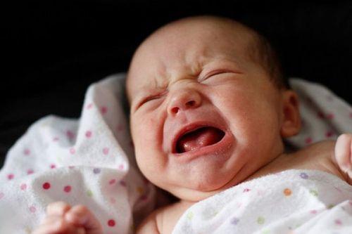 На фото: Липомы у новорожденного