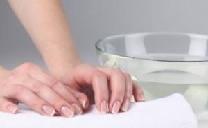 Способы лечения грибка на руках уксусом