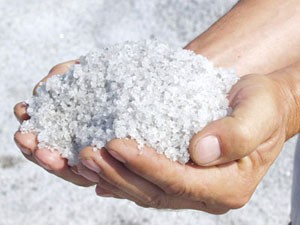 Лечение грибка в паху содой и солью