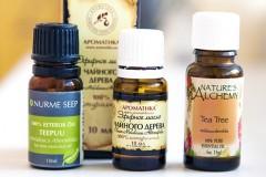 Эфирное масло чайного дерева для лечения микозов