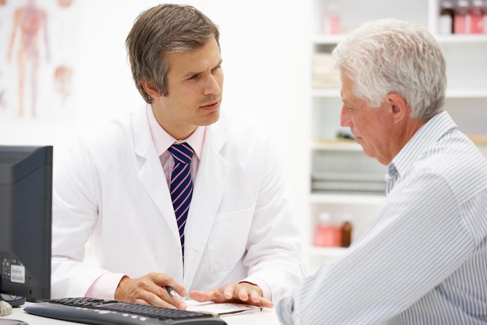 У доктора на приеме