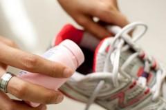 Дезинфекция обуви от ногтевого грибка