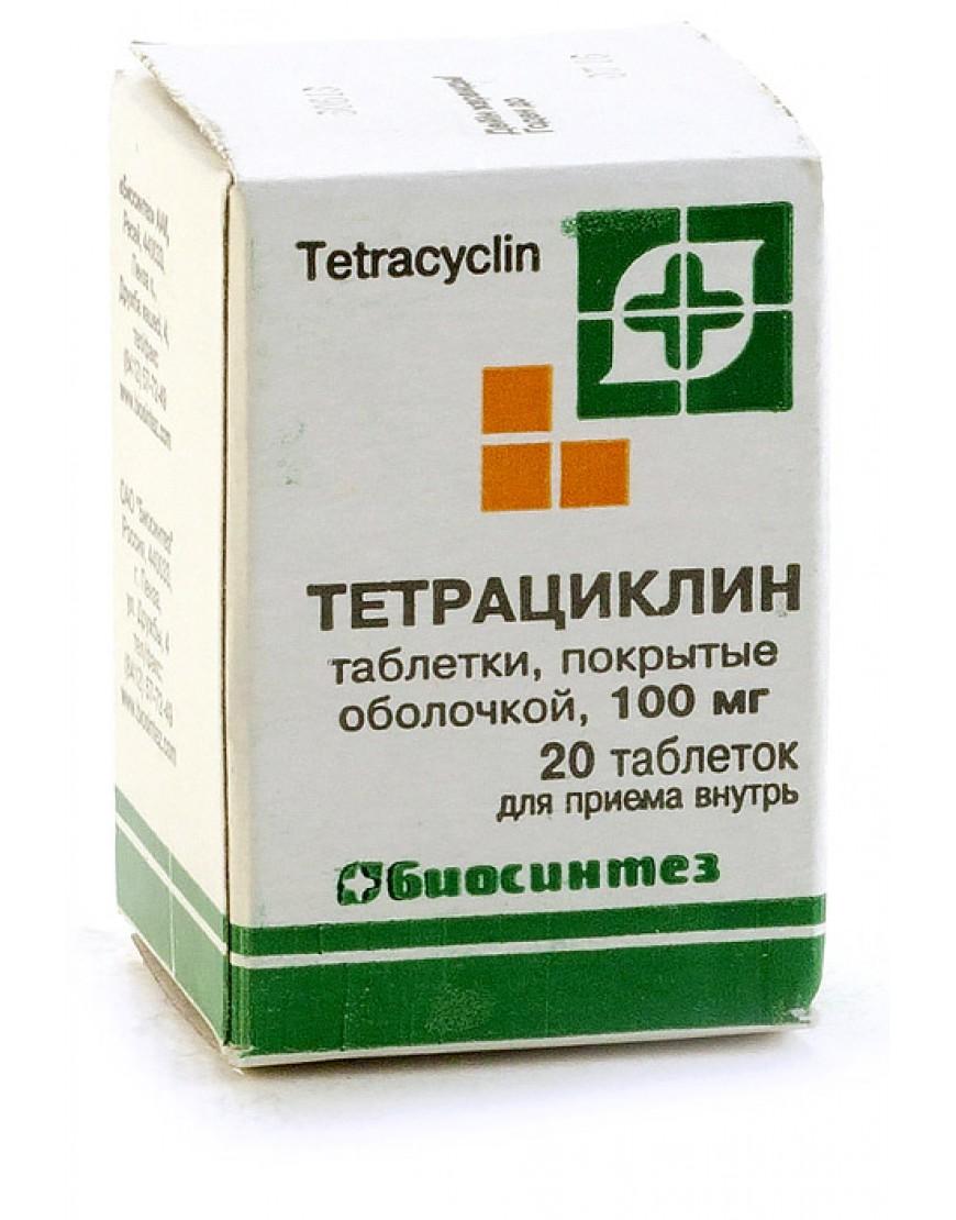 Антибиотик от угревой сыпи
