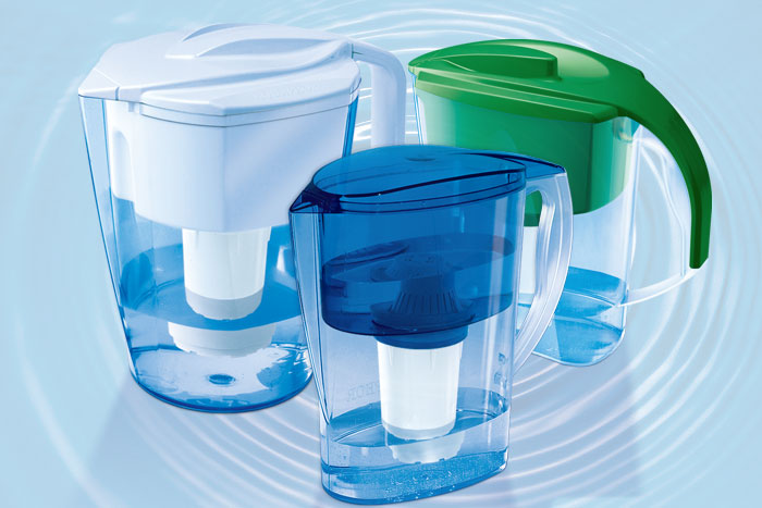 На фото: фильтр для воды