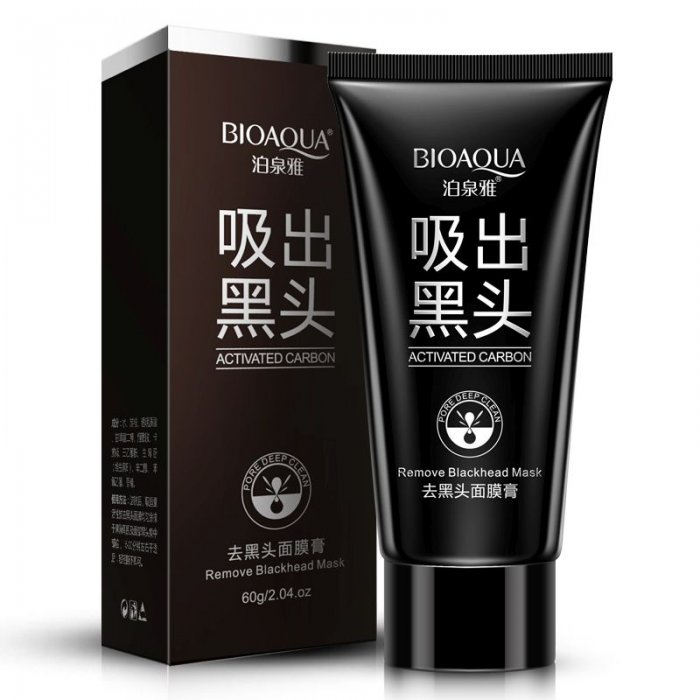 На фото: Bioaqua Black Mask