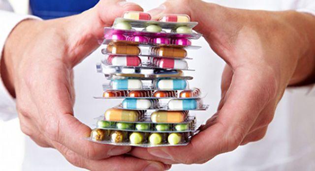 Препараты от грибка